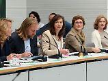 Kein Verlass auf SPD und FDP?: Grüne hadern mit Minderheitsregierung