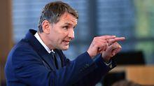 """""""Wir erleben eine Zeitenwende"""": Höcke will vielleicht in den Bundestag"""