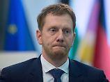 Unwillen, Fehler einzugestehen: Kretschmer kritisiert CDU-Wahlkampf