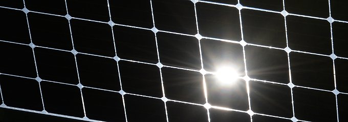 Sogar mit kleinsten Solaranlagen lässt sich die Energiewende unterstützen.