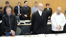 Fingierter Überfall auf A8: Lange Haftstrafen für Luxusuhren-Räuber