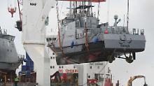Patrouillenboote für Australien: Lürssen-Werft ergattert Milliardenauftrag