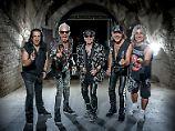 """Die Scorpions im Kuschel-Modus: """"Wir brauchen wieder einen Wind of Change"""""""