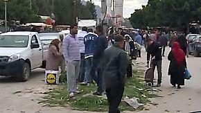 Flucht vor dem Elend: Junge Tunesier träumen von Europa