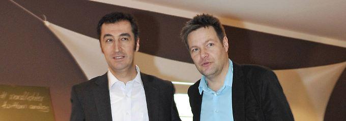 Personaldebatten, nein danke!: Was wird aus Özdemir und Habeck?