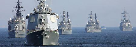 US-Systeme rund um Russland?: Moskau kritisiert Japans Raketenabwehr