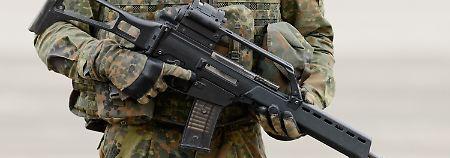Streit um neues Sturmgewehr: Sig Sauer zieht G36-Nachfolger zurück