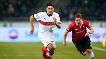Nach Patzer von 96-Keeper: VfB Stuttgart bricht den Auswärtsfluch