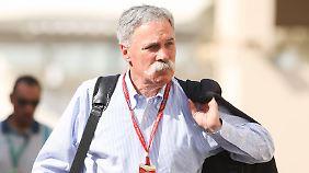 Carey will die Formel 1 modernisieren - das ist auch nötig.