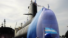 """Vermisstes U-Boot im Südatlantik: Marine spricht von """"Verzweiflung"""""""