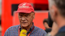 Zwei Jahrzehnte als RTL-Experte: Niki Lauda verkündet seinen Abschied