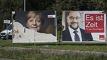 RTL/n-tv Trendbarometer: Mehrheit will, dass die SPD mitregiert