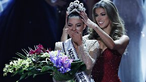 Promi-News des Tages: Miss Universe kommt aus Südafrika