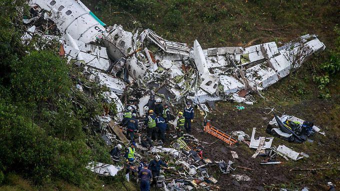Flugzeugabsturz Sotschi