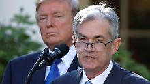 Signale der Kontinuität: Yellen-Nachfolger Powell ist bereit für Krisen