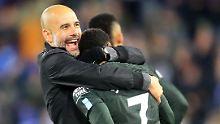 Sterling bei Manchester City: Wie Guardiola aus Fußballern Stars macht