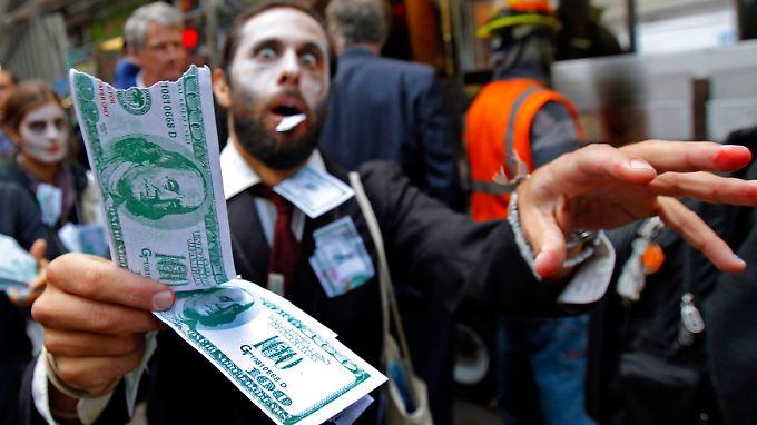 Zombie-Unternehmen binden für ihre unproduktive Arbeit Kapital, Arbeitskräfte und Marktanteile.