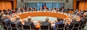 Diesel-Gipfel im Kanzleramt: Milliarden-Fonds soll Fahrverbote verhindern