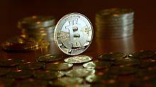 Der Börsen-Tag: Bitcoin ist 10.000er-Marke nicht genug