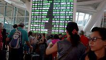 Tausende Reisende können weiter: Flughafen auf Bali öffnet wieder