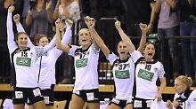 """Handball-WM im eigenen Land: Bieglers """"Ladies"""" träumen vom Coup"""