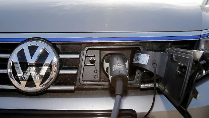 Milliarden-Investitionen für den Bau von Elektroautos.