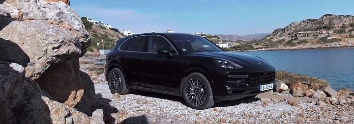 Porsches agiler Luxus-Offroader: Neuer Cayenne geht um die Ecke wie ein Sportwagen