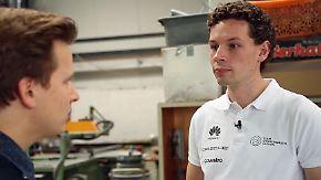 """Startup News: Niklas Kaltz, Sonnenwagen Aachen: """"Wir haben selbst noch nie ein Auto gebaut"""""""