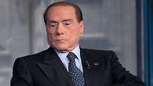 Silvio Berlusconi steht derzeit mehrfach mit dem Gesetz in Konflikt - trotzdem will er in die Politik zurück.