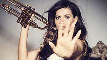 Es brönnert!: Hana Nitsche verführt mit Trompete