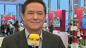 "Klaus Jakob vor WM-Gruppenauslosung: ""Quartier ist Seele der Mannschaft"""