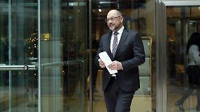 Genossen lassen sich bitten: Es knallt erneut zwischen Union und SPD