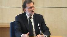 Beweise für Korruption zerstört?: Spaniens Regierungspartei muss vor Gericht