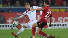 Punktgewinn beim SC Freiburg: HSV überwindet Auswärtsschwäche
