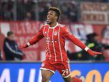 """Müller als """"belebendes Element"""": Der neue """"King"""" verzaubert den FC Bayern"""