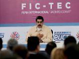 """Mit """"Petro"""" gegen die Pleite: Maduro plant eigene Kryptowährung"""