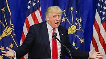 Ermittlungen in Russland-Affäre: Trump dementiert und greift Ex-FBI-Chef an