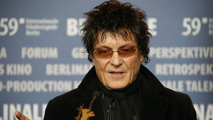 Ulli Lommel 2009 bei der Berlinale - nun ist er mit 72 Jahren gestorben.