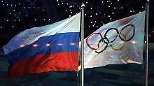 Was wird aus Russland und den Olympischen Spielen?