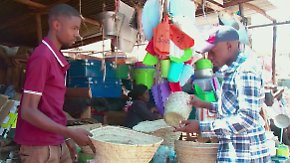 Umweltsünder ins Gefängnis: Kenias Plastiktüten-Verbot zeigt Wirkung