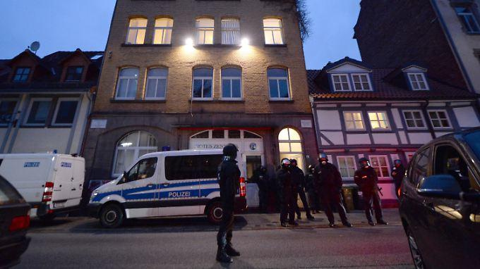 Fünf Monate nach Krawallen in Hamburg: Polizei startet bundesweit G20-Razzien