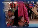Der Tag: UN: Verfolgung der Rohingya könnte Völkermord sein