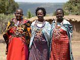 Die Massai leben zwischen Tradition und Moderne.