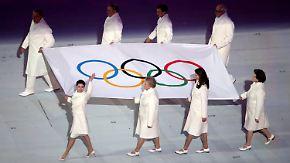 Start unter neutraler Flagge möglich: IOC schließt Russland von Olympia 2018 aus
