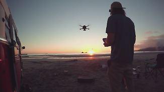 n-tv Ratgeber: Drohnen - aktuelle Modelle im Test