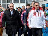 """""""Ab heute hat Putin ein Problem: Wie kann er die Fußball-WM retten, ohne seinen Vertrauensmann Mutko zu opfern?"""""""
