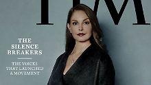 """""""Die Stimmen, die eine ganze Bewegung lostraten"""", titelt das """"Time""""-Magazin in seiner neuen Ausgabe."""