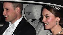 Schnell, bevor Meghan kommt: Kate trägt Dianas Lieblingsdiadem