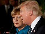 Entrüstung in arabischer Welt: Merkel kritisiert Trump in Jerusalem-Frage