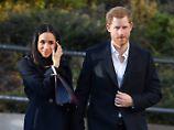 Prinz Harry trifft auf Ex: Meghan Markle soll eifersüchtig sein